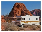 Clark at The Valley of Fire - 03b
