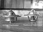 Skirted Thermostat