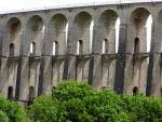 Viaduct in Chaumont