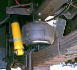 04 - Front Airbag Suspension & Bilstein Shocks