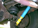 05 - Rear Airbag Suspension & Bilstein Shocks