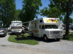 @ Two rivers campground Nashville
