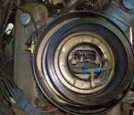 View of the Carb enhancer in place
